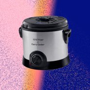 Fryer & Curry Cooker