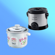 Rice Cooker, Fryer & Curry Cooker