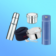 Lunch Boxes, Bottles And Flasks
